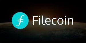 FileCoin Logo; Source: crypto-economy.net